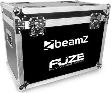 FCFZ2 Flightcase for 2 pieces Fuze Series Moving Heads