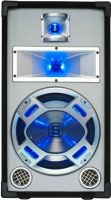 "Disco White Speaker 10"" 400W LED"