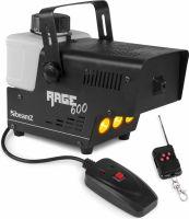 Rage 600LED Smoke Machine With Wireless Controller