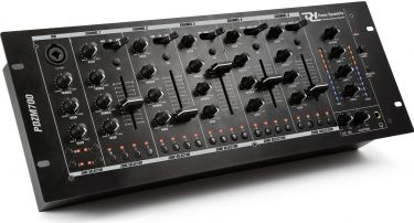 PDZM700 6 Channel Installation Mixer USB 4 zones