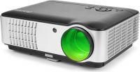 Fenton HD-PRO Projektor med Flot HD billedekvalitet, kraftig 2800 Lumens lysstyrke