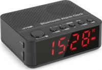 MX4 Bluetooth Clock Radio with Battery