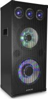 "Disco Speakers, TL1012LED Speaker 10""+12"" 900W"