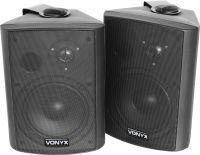 "2-Way speaker 6.5"" 120W - Black (Set)"