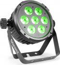 BT270 LED Flat Par 7x6W 4-in-1 RGBW