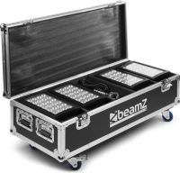 Flightcase FL4 for 4pcs Star-Color 240 or 360 Wash Lights