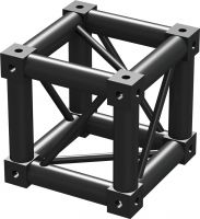 P30-MCB Truss Multi Connection Box black