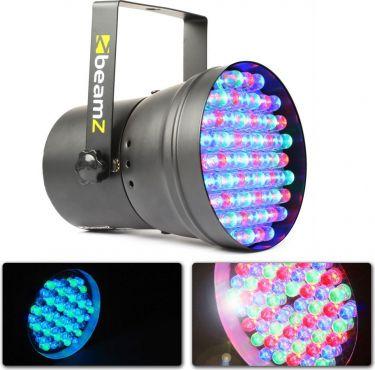 Par 36 Spot 55x 10mm RGB LEDs