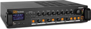 PDV360MP3 PA Mixer Amplifier 360W/100V 4 zones