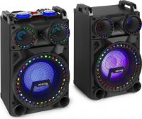 "VS10 Active Speaker Set 10"" Bluetooth, LED 800W"