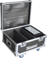 Flightcase FL2 for 2pcs Star-Color 240 or 360 Wash Lights