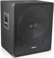 "SMWBA18 Bi-Amplifier Subwoofer 18"" 1000W"