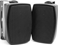 """Udendørs-højtaler ISP4B 8 Ohm / 4"""" 100W, sort (sæt)"""