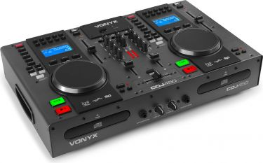 CDJ450 Twin Top CD/MP3/USB player/mixer with Bluetooth