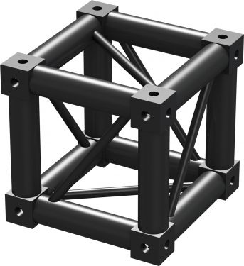 P30-MCB Truss Multi Connection Box black