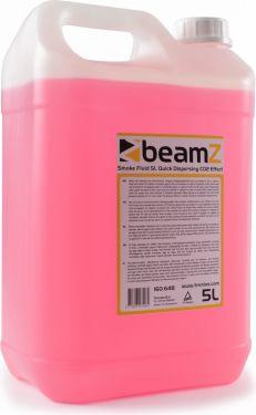 BeamZ Røgvæske 5L CO2 Effekt (røg der hurtig forsvinder i luften)