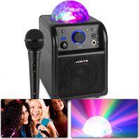 SBS50B Bluetooth Party Speaker LED Ball Black