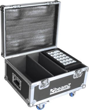 Flightcase FL2 for 2pcs Star-Color 240 or 360 Wash Lights
