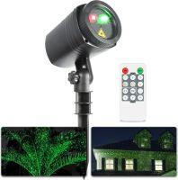 BeamZ Arche Udendørs Laser med fjernbetjening