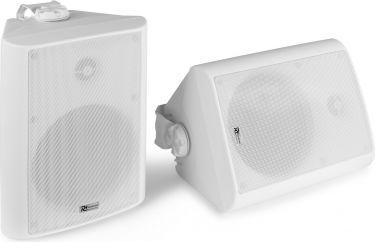 "BC65V White Speaker Pair 100V 8 Ohm 6,5"" 150W - IPX5"