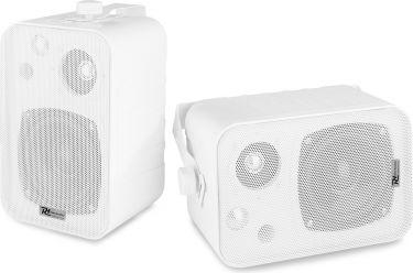 """BV40V Background Speakers White 4"""" 100V"""