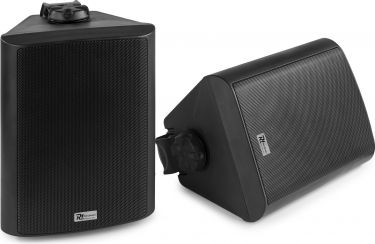 "BC50V Black Speaker Pair 100V 8 Ohm 5,25"" 120W - IPX5"