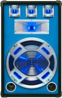 "Disco PA speaker 15"" 800W LED"