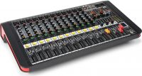 PDM-M1204A 12-Channel Music Mixer with Amplifier