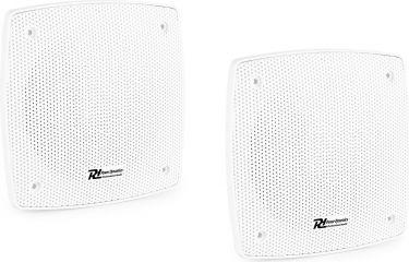 "MS70 Marine Speaker Set 2-Way Square 5.25"" 100W"