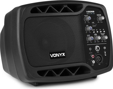 V205B Personal Monitor PA System with Bluetooth/USB