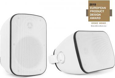BD50W In/Outdoor Speaker Set White 120W