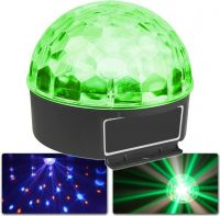 Magic Jelly DJ Ball 6x 1W LEDs