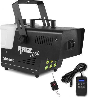 Rage 1000LED Smoke Machine with Timer Control