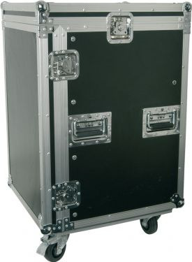 "PD-F12U8 19"" Rackcase 12U with Wheels"