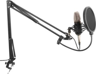 CMS400 Studio Set / Condenser Microphone with Stand and Pop Filter