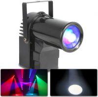 PS10W LED Pinspot 10W 4-i-1 DMX