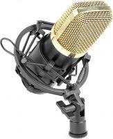 CM400B Studio Condenser Microphone Black/Gold