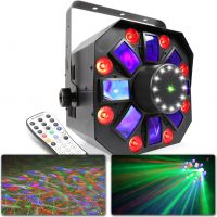 MultiAcis IV LED with laser and strobe
