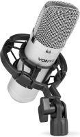 CM400 Studio Condenser Microphone Silver