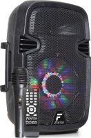 "FT8LED Active Speaker 8"" 300W"