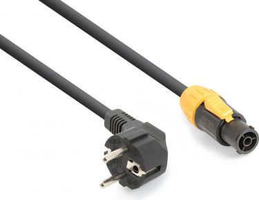 Powerconnector Tr IP65 - Schuko cable 5,0m