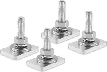 Stage Deck T-Head Bolt 4 pieces set