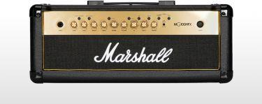 Marshall MG100HGFX Head, The ultimate live and studio amp head with