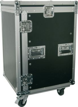 "PD-F16U8 19"" Rackcase 16U with Wheels"