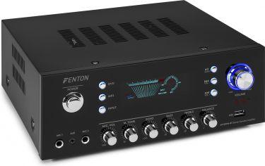AV120FM-BT Stereo HiFi Amplifier