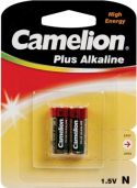 Alkalinebatterier, Camelion Alkaline N/LR1 batteri 1,5V 800mAh (2 stk.)