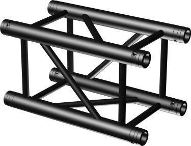 P30-L050 Truss 0,5m Black