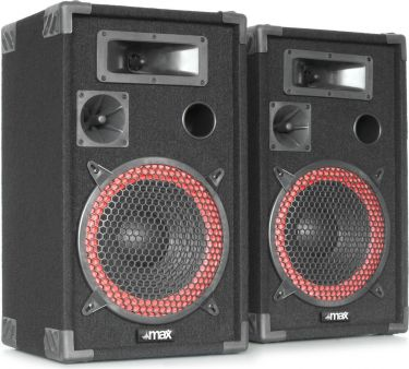 "XEN 3508 PA Box 8"" 500W Pair"