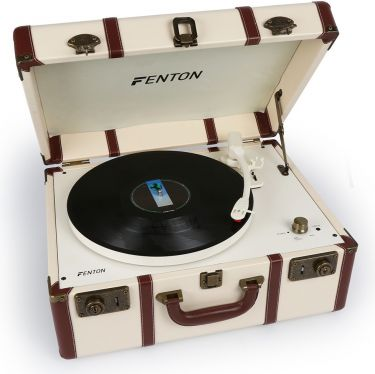 RP145 Record Player Big Suitcase