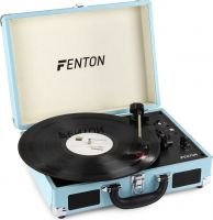 RP115B Record Player Briefcase with Bluetooth